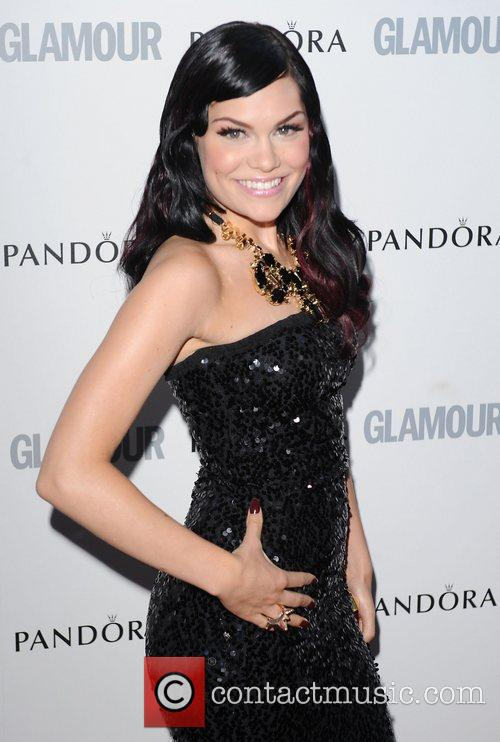 Jessie J and Glamour Women Of The Year Awards 5