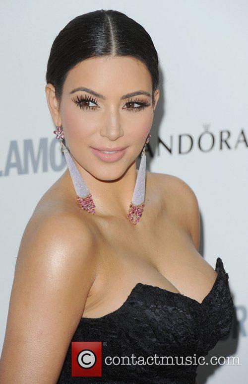 Kim Kardashian and Glamour Women Of The Year Awards 9