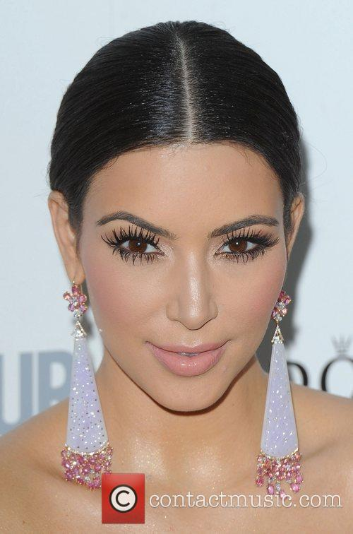 Kim Kardashian and Glamour Women Of The Year Awards 1