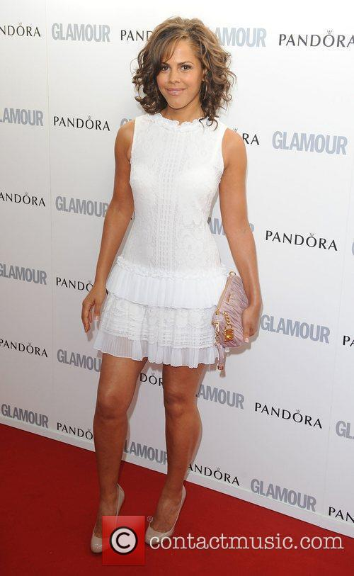 Leonora Crichlow at the Glamour Women Of The...