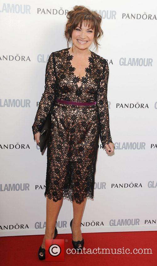 Lorraine Kelly at the Glamour Women Of The...