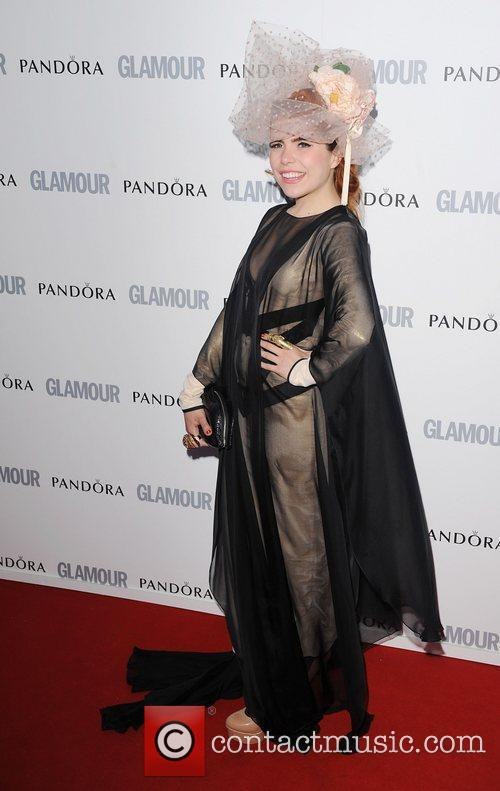 Paloma Faith at the Glamour Women Of The...
