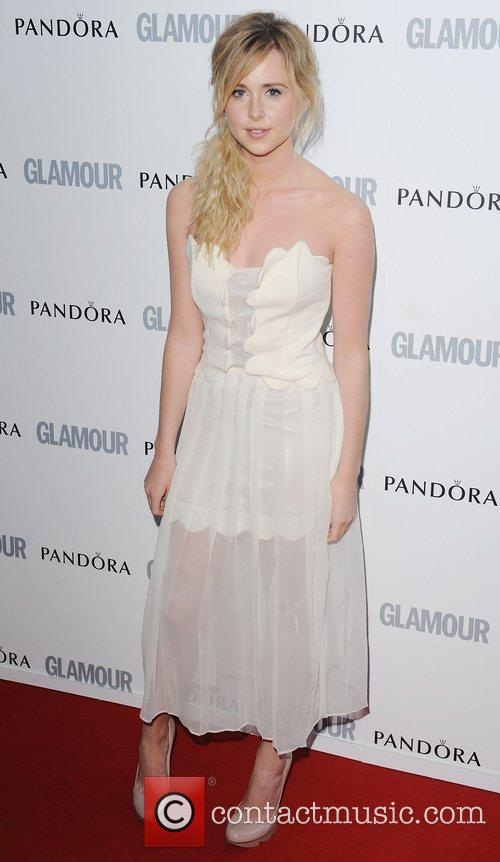 Diana Vickers at the Glamour Women Of The...
