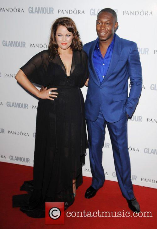Dizzee Rascal at the Glamour Women Of The...