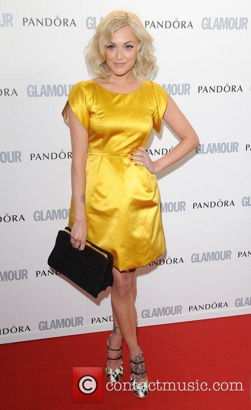 Fearne Cotton at the Glamour Women Of The...