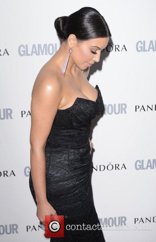 Kim Kardashian and Glamour Women Of The Year Awards 12