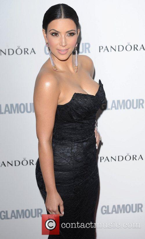 Kim Kardashian and Glamour Women Of The Year Awards 13