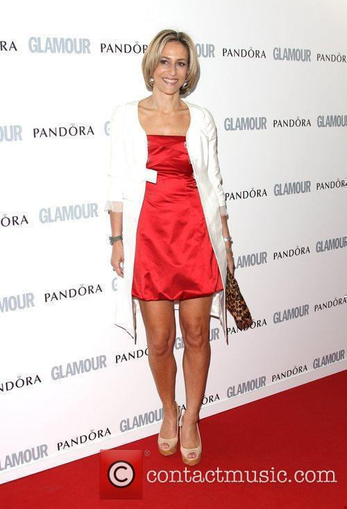 Emily Maitlis The Glamour Women of the Year...