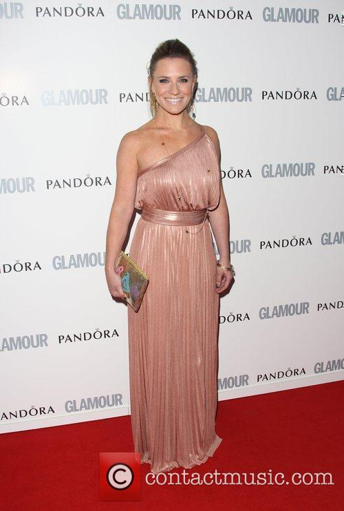 Georgie Thompson and Glamour Women Of The Year Awards 4