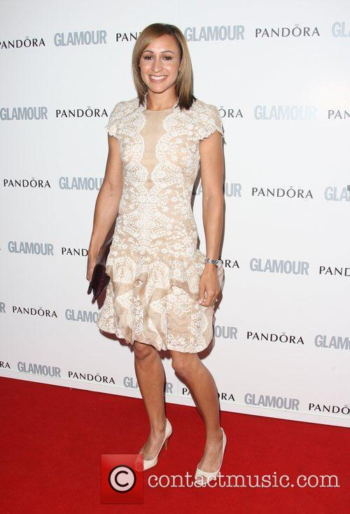 Jessica Ennis The Glamour Women of the Year...