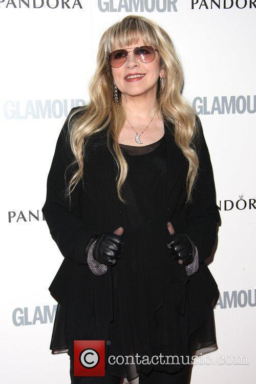 Stevie Nicks The Glamour Women of the Year...