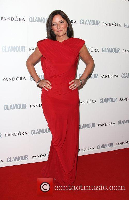 Davina McCall The Glamour Women of the Year...