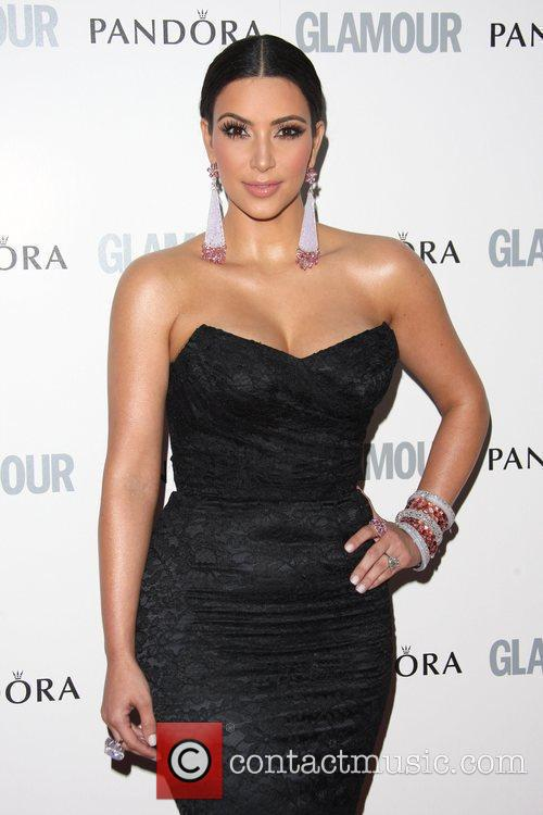 Kim Kardashian and Glamour Women Of The Year Awards 4