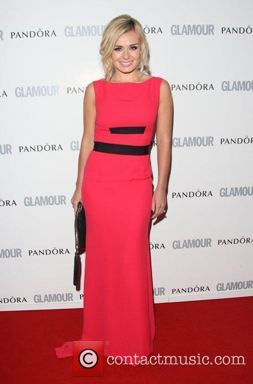 Katherine Jenkins The Glamour Women of the Year...