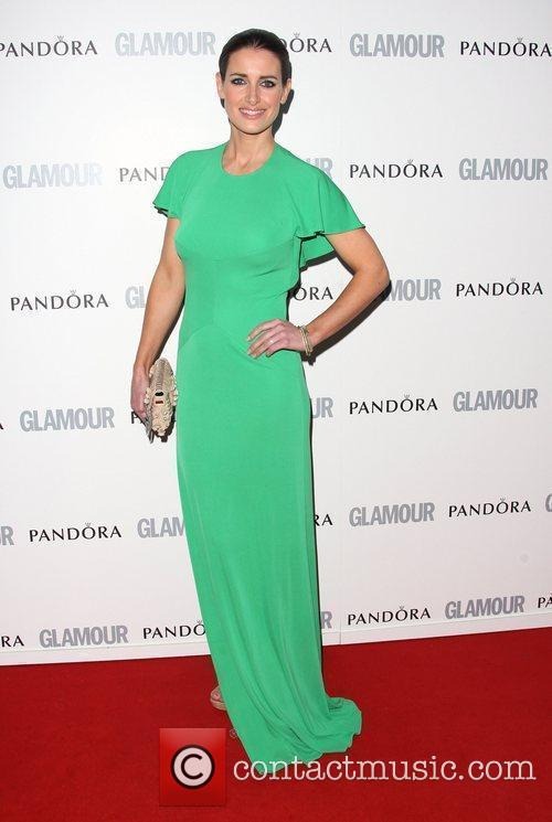 Kirsty Gallacher The Glamour Women of the Year...