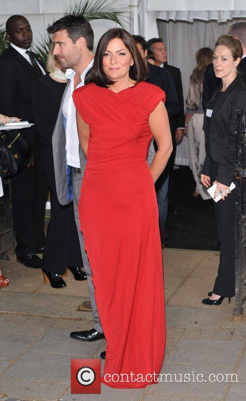 Davina McCall Glamour Women Of The Year Awards...