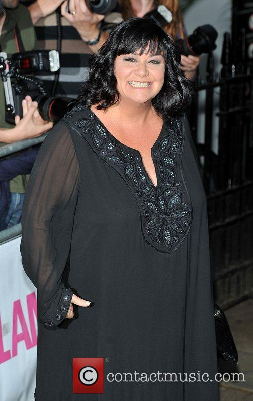 Dawn French Glamour Women Of The Year Awards...
