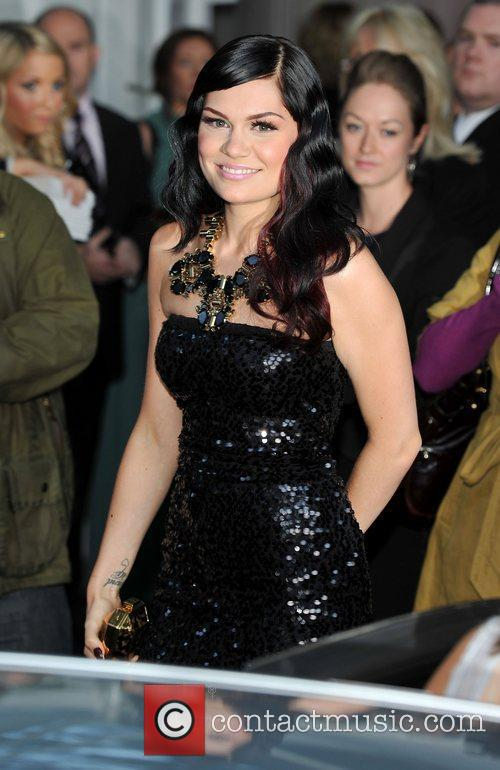 Jessie J and Berkeley Square Gardens 3