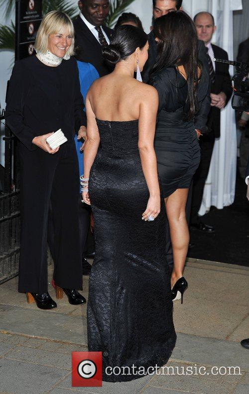 Kim Kardashian and Berkeley Square Gardens 5