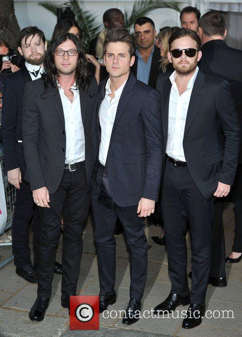 Kings of Leon Glamour Women Of The Year...