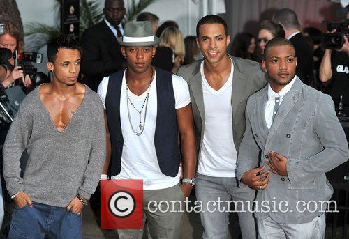 JLS Glamour Women Of The Year Awards held...