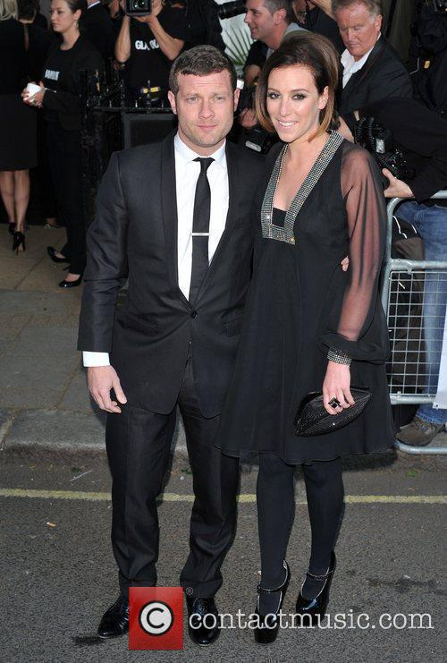 Dermot O'Leary and Guest Glamour Women Of The...