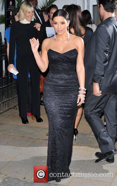 Kim Kardashian and Berkeley Square Gardens 4