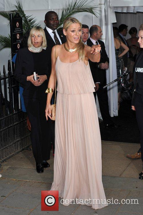 Tess Daly Glamour Women Of The Year Awards...