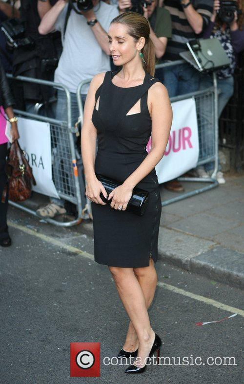 Louise Redknapp and Berkeley Square Gardens 8