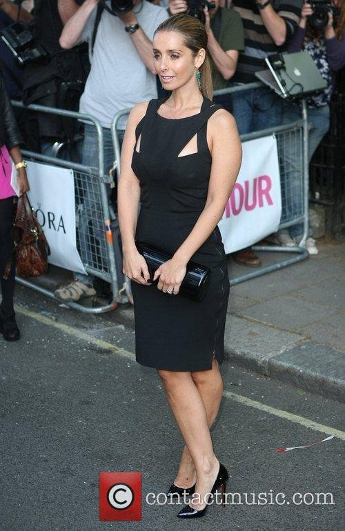 Louise Redknapp and Berkeley Square Gardens 7