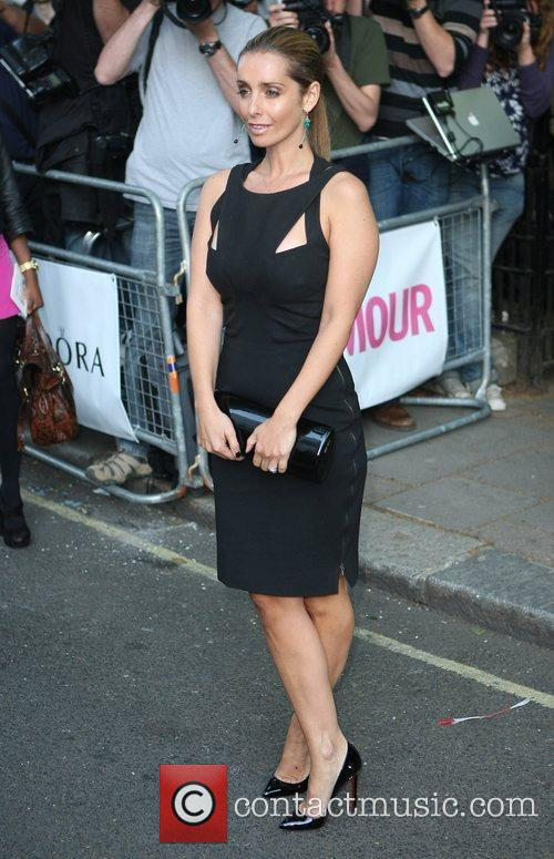 Louise Redknapp and Berkeley Square Gardens 9