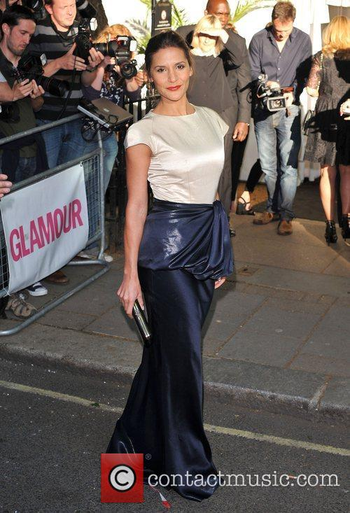 Amanda Byram Glamour Women Of The Year Awards...