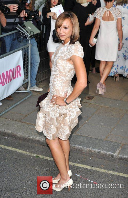 Jessica Ennis Glamour Women Of The Year Awards...
