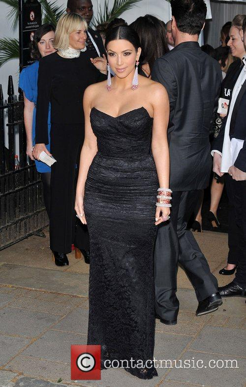 Kim Kardashian and Berkeley Square Gardens 1