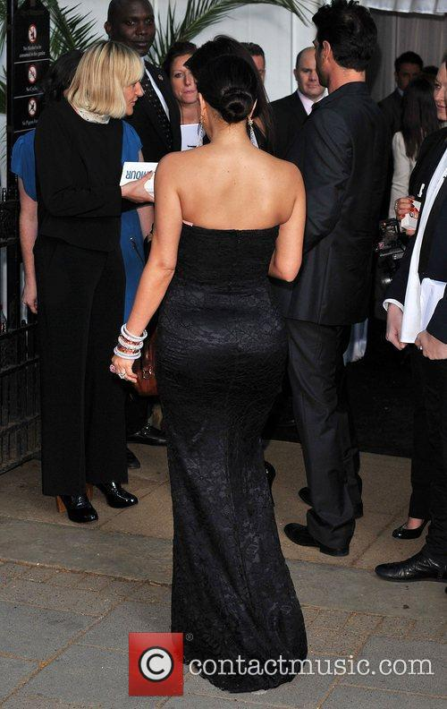 Kim Kardashian and Berkeley Square Gardens 6