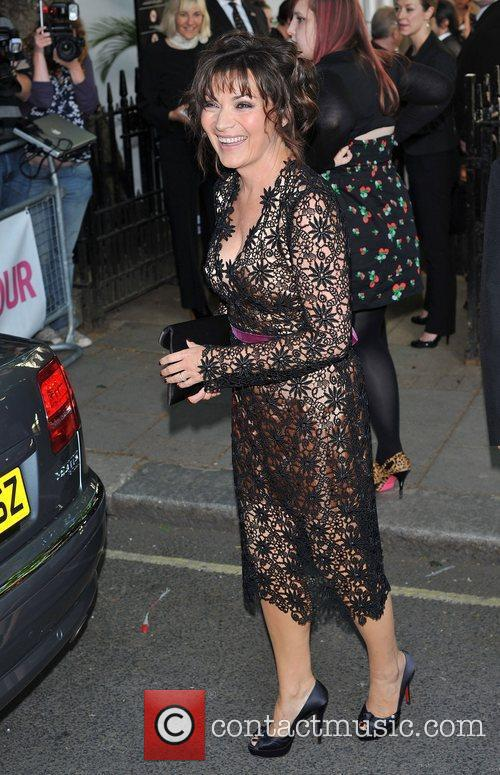 Lorraine Kelly and Berkeley Square Gardens 4
