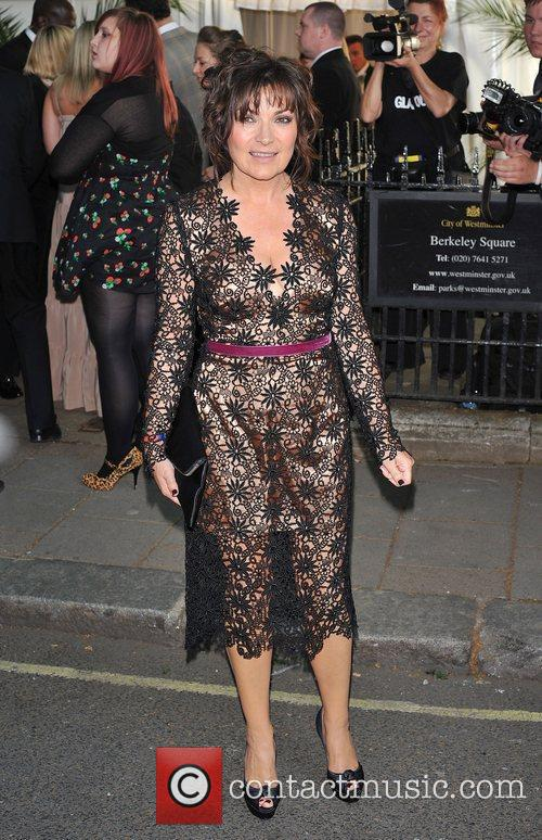 Lorraine Kelly and Berkeley Square Gardens 3