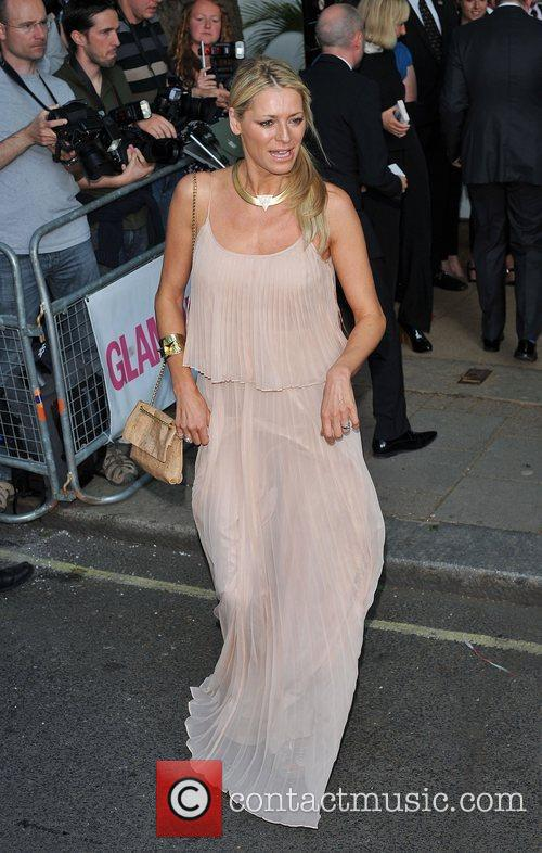 Tess Daley Glamour Women Of The Year Awards...