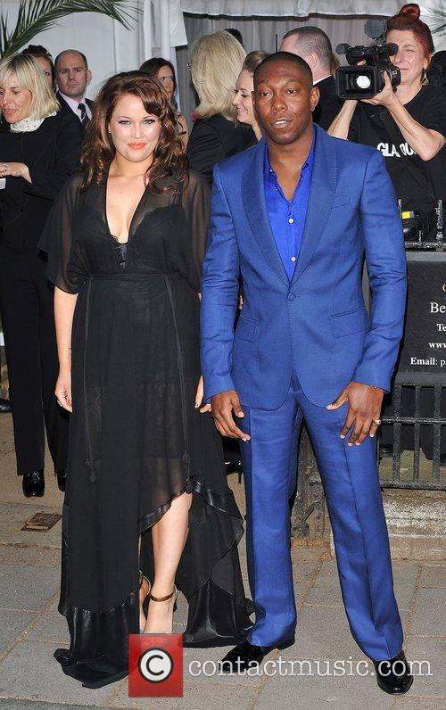 Dizzee Rascall Glamour Women Of The Year Awards...