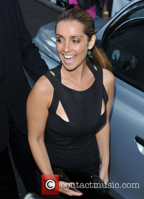 Louise Redknapp and Berkeley Square Gardens 1