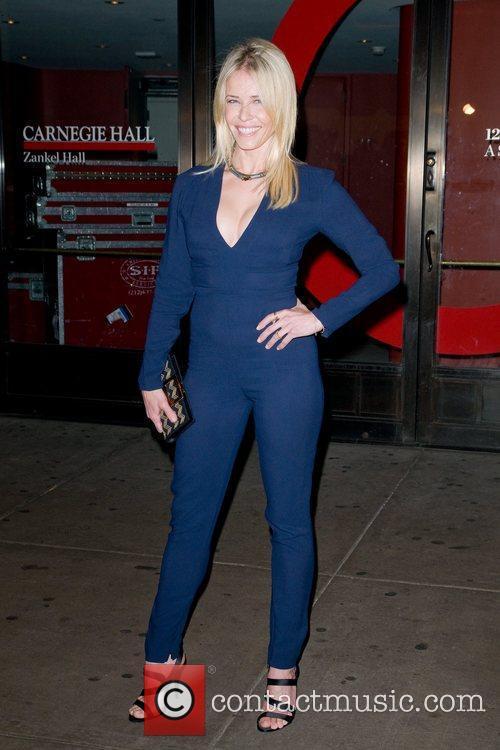 Chelsea Handler 21st annual Glamour Women of the...