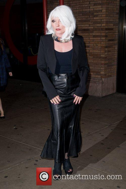 Debbie Harry and Glamour Women Of The Year Awards 3