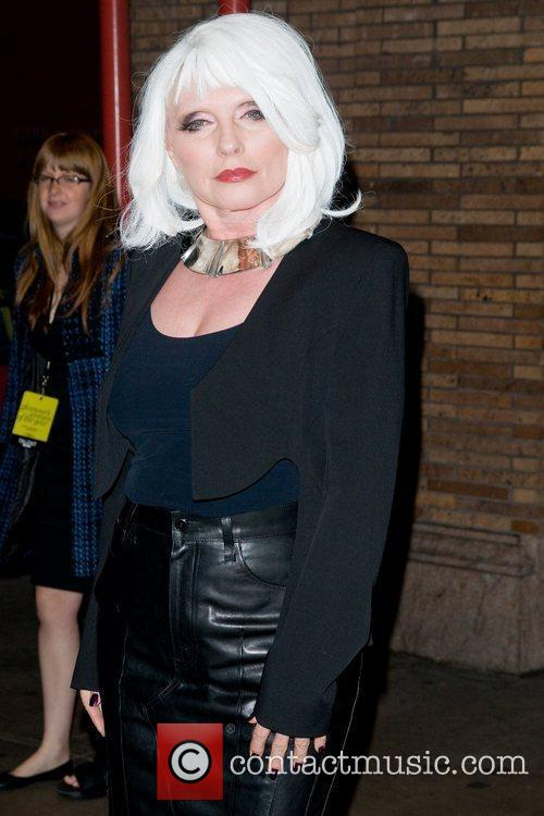 Debbie Harry and Glamour Women Of The Year Awards 2