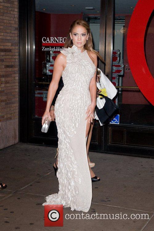 Jennifer Lopez 21st annual Glamour Women of the...