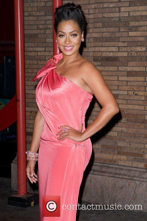 LaLa Anthony 21st annual Glamour Women of the...