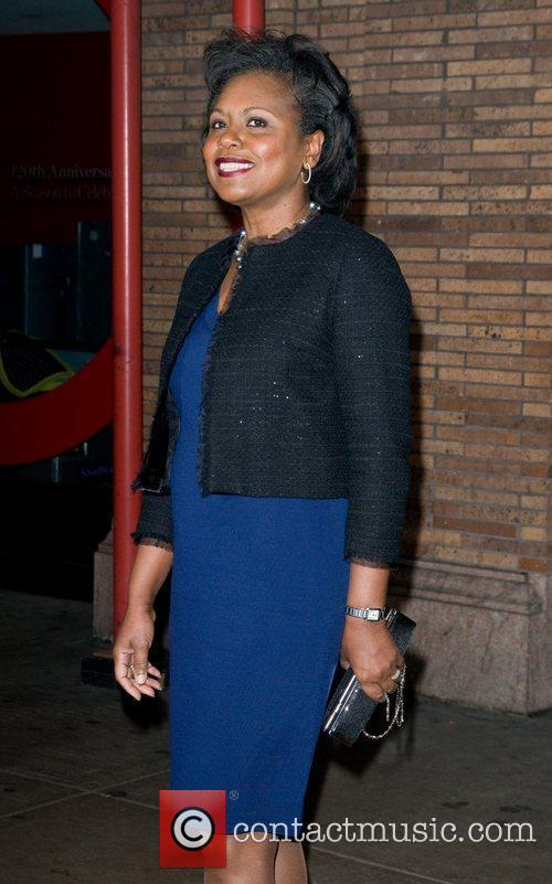 Anita Hill 21st Annual Glamour Women of the...