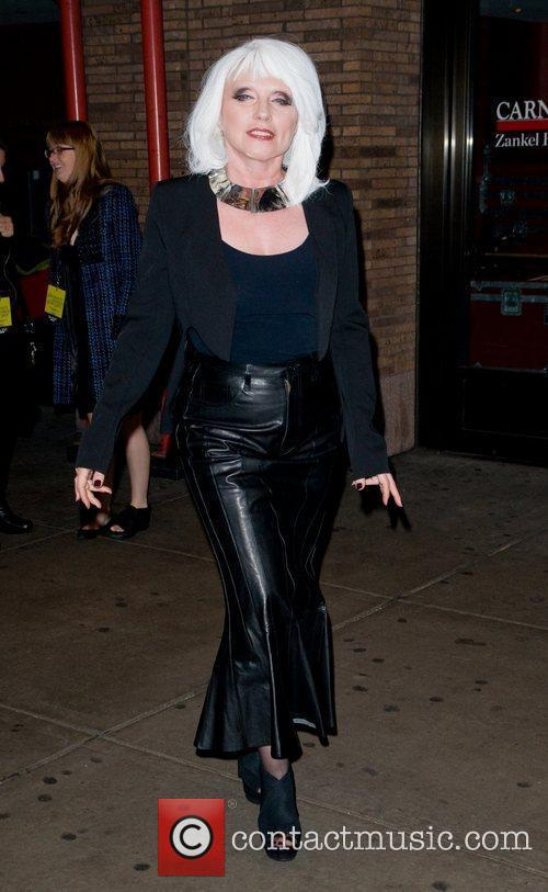 Debbie Harry and Glamour Women Of The Year Awards 1