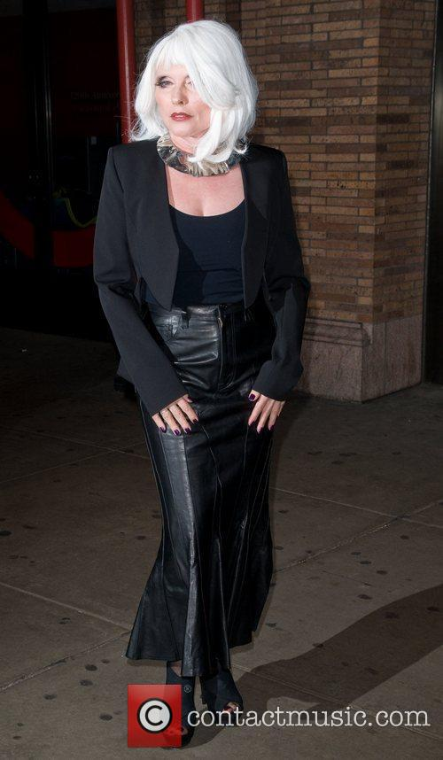 Debbie Harry and Glamour Women Of The Year Awards 5