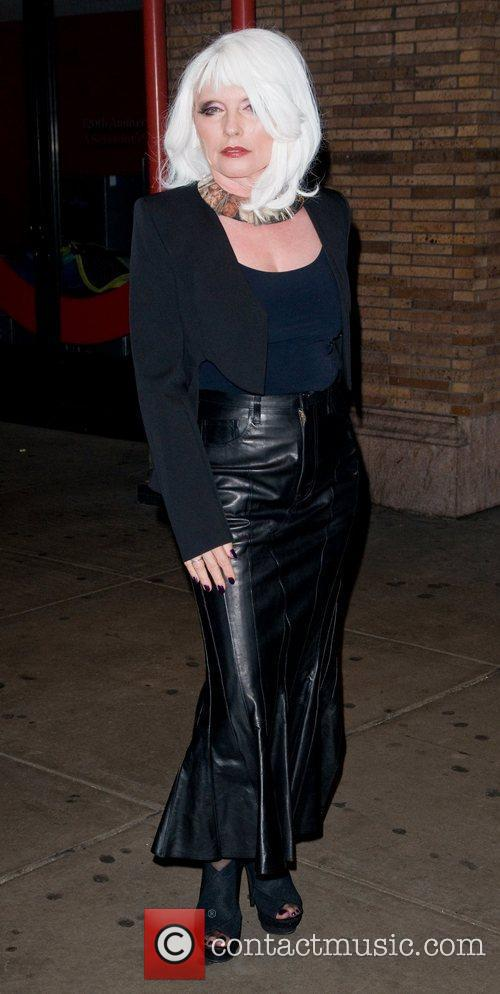Debbie Harry and Glamour Women Of The Year Awards 4