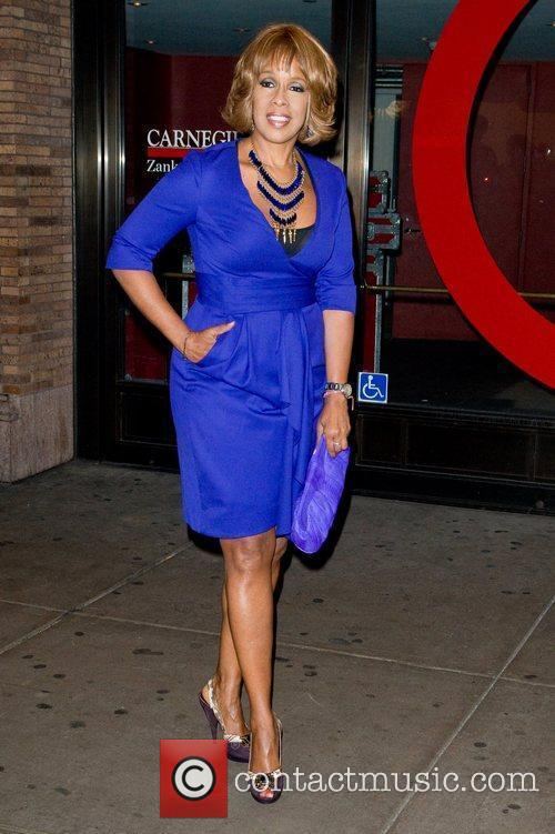 Gayle King 21st Annual Glamour Women of the...